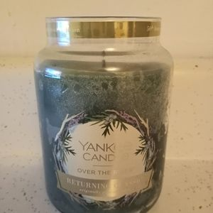 Yankee Candle Over The River - Used
